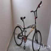 دراجة هوائية كوبرا مقاس 24أسود جديدة بغراطيسا