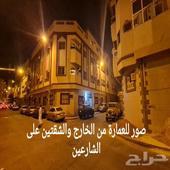 شقة للايجار حي السلامه تم ايجارها كلها
