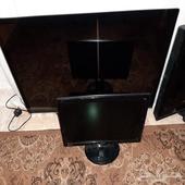 شاشة كمبيوتر وشاشه تلفزيون HD