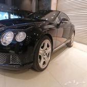GT بنتلي 2012