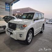 لاندكروزر GX.R جكسار 2013 سعودي فل كامل