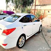 Hyundai accent 2014 full option