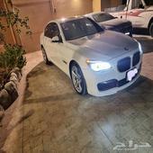 سيارة BMW 750i X-drive توين تربو 2015
