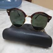 نظارة راي بان اصليه للبيع المستعجل