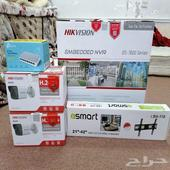 Hikvision cctv camera and nvr