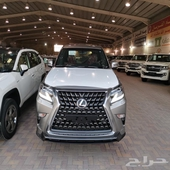 لكزس - GX460 - 2020-فل كامل سعودي