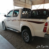 هايلوكس موديل 2014 سعودي للبيع