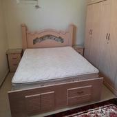 غرفة نوم كبيرة للبيع   غرفة نوم صغيرة