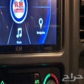 شاشة مع تحكم دركسون لسيارات جي إم 2003 - 2006