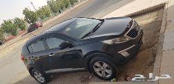 سيارة اسبورتاج 2013 للبيع نظيقة