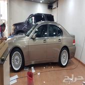 جنوط BMW مع كفراته