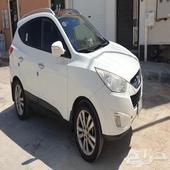 للبيع سيارة هونداي توسان 2012