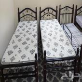 سرائر شبه جديدة وستائر للبيع عاجل