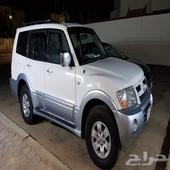للبيع باجيرو 2004 v6