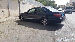 مرسيدس اى 200 Mercedes E 200 موديل 2013