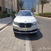 سيارة BMW 740i  2017
