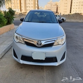 للبيع سيارة كامري 2012
