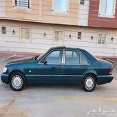 شبح مرسيدي S500 موديل 1996