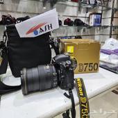 كاميرا نيكون D750 مع عدسة نانو كريستال 24_120