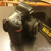 كاميرا نيكون nikon d600