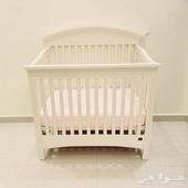 سرير اطفال Giggles من سنتربوينت
