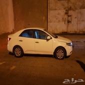سياره للبيع كيا سيراتو موديل 2012