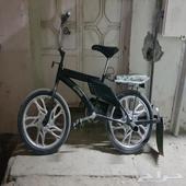 دراجة رامبو..