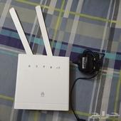 مودم هواوي 4G لجميع الشبكات .الخرج