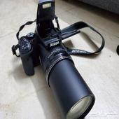كاميرا نيكون nikon p900