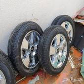 للبيع جنوط جمس 2009 2010 ست مسامير تم البيع