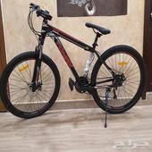 دراجة رياضية 27.5 ب 550 ريال فقط