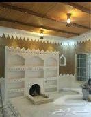 ابو احمد للدهانات وورق الجدران والديكورات