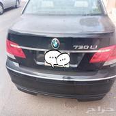 BMW 730 الموديل 2008