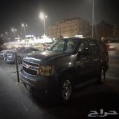 تاهو 2011 سعودي وكالة الجميح