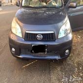 سيارة ديهاتسوا تيريوس 2014 7 راكب بدون دبل