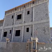 مقاول عظم تشطيب نقوم باعمال المباني الخرسانة