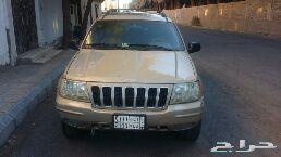 جيب جراند شيروكي 2001 jeep grand cherokee 200