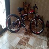 للبيع دراجة هوائية 26
