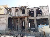 مقاول بناء فلل ملاحق مساجد استراحات أسوار