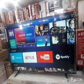 شاشات تلفزيون سمارت 4k مع التوصيل مجاني