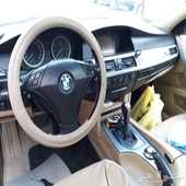 سياره بي ام 525 2005