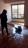 شركة تنظيف شقق وخزانات وعزل ومكافحة حشرات