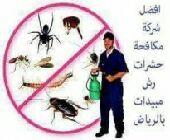 شركه رش حشرات بالمدينه المنوره