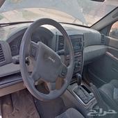 جيب قراند شيروكي ليمتد 2007 للبيع قطع غيار .
