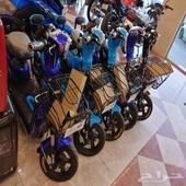 عرض خاص لفترة محدودة دراجة كهربائية 2000 ريال