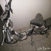 دراجة كهربائية مستعملة