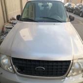 Ford Explorer2005 إكسبلور بحالة جيدة للبيع