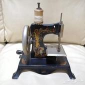 ماكينة خياطة اطفال تراثية المانية قديم