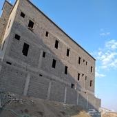 عماره ست شقق يمين طريق وادي بن هشبل
