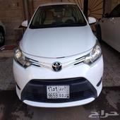 تم البيع يارس 2014 ماشي سبعين الف بودي بلد